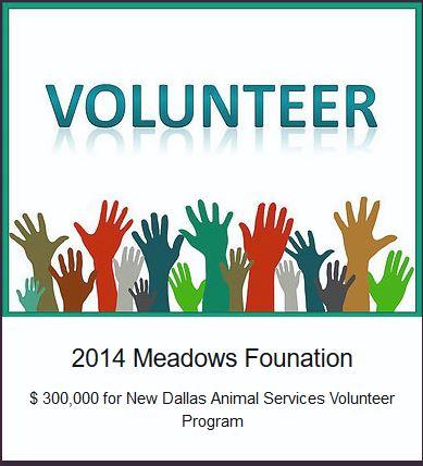 Volunteergrant